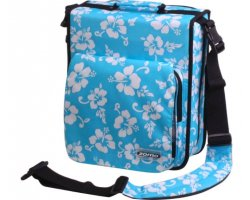 Zomo CD Large Premium Flower LTD Blue