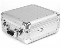 Zomo CD Case CD-50 XT Silver