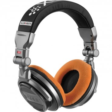 Zomo Earpad Set Velour for Allen & Heath Xone XD-53 Tangerine