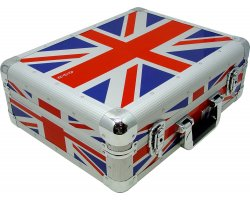 Zomo CD-Case CD-MK3 XT UK-Flag