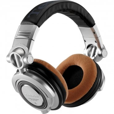 Zomo Earpad Set VELOUR for Technics RP-DH1200 and Pioneer HDJ-1000/-1500/-2000 Wood