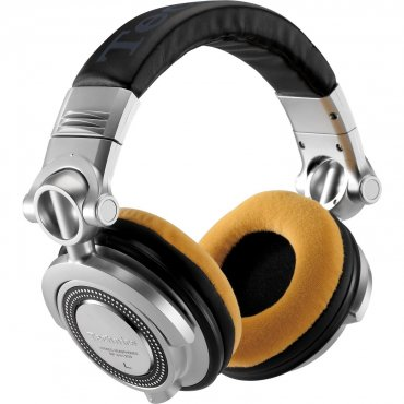 Zomo Earpad Set VELOUR for Technics RP-DH1200 and Pioneer HDJ-1000/-1500/-2000 Apricot