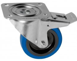 Duratruss Blue Wheel Brake Tente 100mm