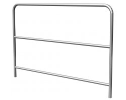 Duratruss stage Handrail 2m