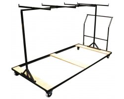 Duratruss stage Handrail Trolley