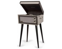 Crosley Bermuda Vintage Black/Grey
