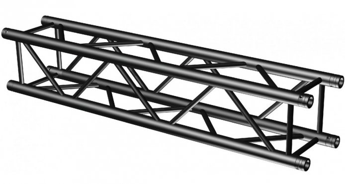 BeamZ Professional P30-L150 Truss 1,5m Black