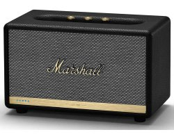 Marshall Acton II Voice Alexa Black EU/UK