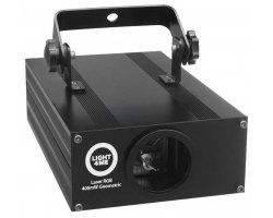 LIGHT4ME Laser RGB 400mW Geometric
