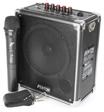 Fenton ST040 Portable Amplifier 40W BT/MP3/USB/SD/UHF