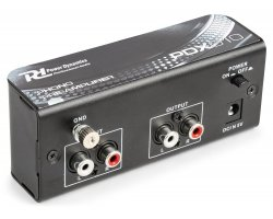 Power Dynamics PDX010 Phono Pre-Amplifier