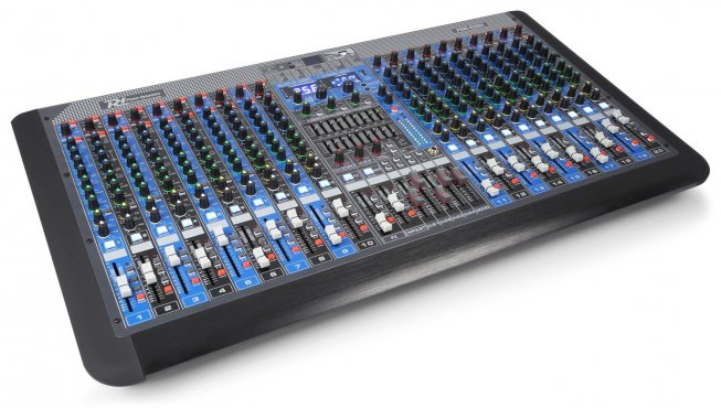 Power Dynamics PDM-S2004 20-Channel 2 Sections Mixer