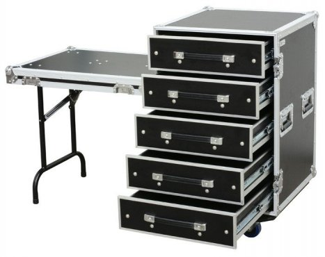 Power Dynamics FA6 5 Drawer Eng. Case