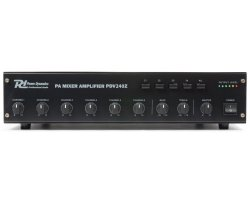Power Dynamics PDV0240Z 240W/100V 4-Zone Amplifier