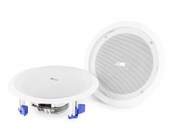 Power Dynamics CSBT80 Amplified Ceiling Speaker Set With BT