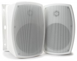 "Power Dynamics ISP4W Speaker 4"" 100W - White (Set)"
