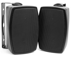 "Power Dynamics ISP4B Speaker 4"" 100W - Black (Set)"