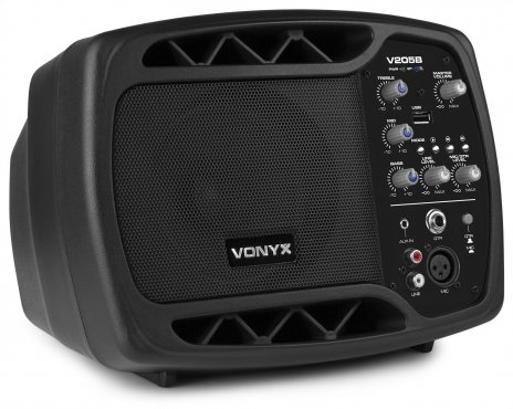 Vonyx V205B Personal Monitor PA System With BT/USB