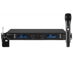 Power Dynamics 632C 2x 20-Channel Digital UHF Co