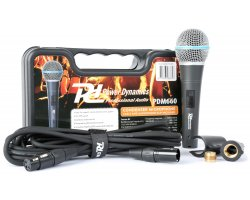 Power Dynamics PDM660 Condensator Microphone