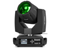 BeamZ Pro Tiger 7R BS Moving Head