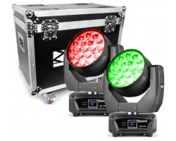 BeamZ Pro MHL1915 4in1 Mov.Head 2pcs FC