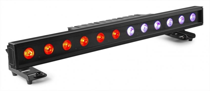 BeamZ Professional LCB1215IP LED Bar IP65 12X 15W 6-IN-1 LEDS