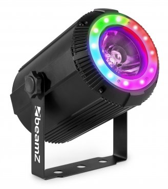 BeamZ PS40 Beam Spot 4-IN-1 40W With LED Ring