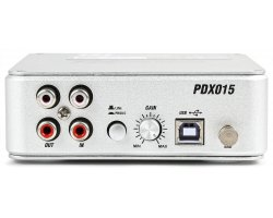 Power Dynamics PDX015 USB phono Pre-Amplifier se softwarem