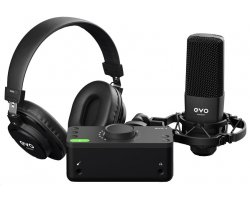 Audient EVO 4 - Start Recording Bundle