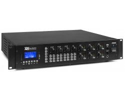 Power Dynamics PRM606 100V 6-Zone Matrix-Amplifier 360W