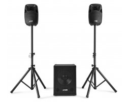 Max MX700 2.1 Active Speaker System 12""