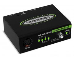 M-Audio Midisport 2x2 20thE