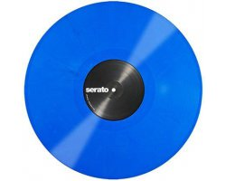 Serato Performance vinyl BLUE