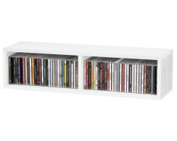 Glorious CD Box 90 White