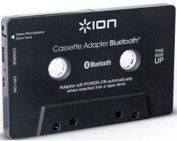ION Cassette Adapter Bluetooth