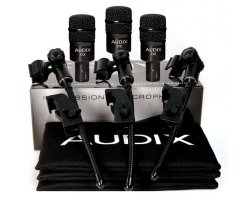 Audix D2 TRIO - PROMO PACK SET