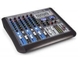Power Dynamics PDM-S804 8-Channel Professional Analog Mixer