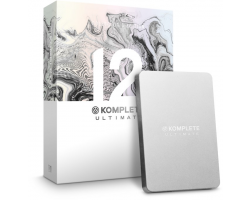 Native Instruments Komplete 12 Ultimate Collectors Edition - UPG