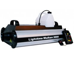 LIGHT4ME WULKAN 3000 W DMX smoke generator